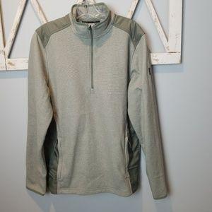 NEW Under Armour UNFRARED lined fleece zip Medium